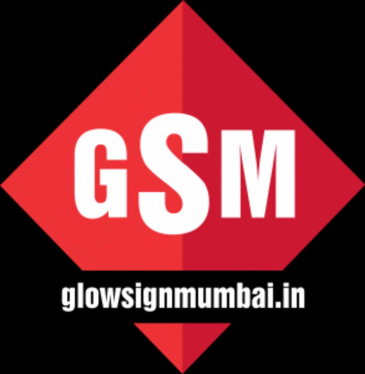 glow sign mumbai, sign board manufacturers, led sign board